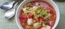 rish Bacon And Cabbage Soup