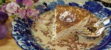 rish Cream Cheesecake