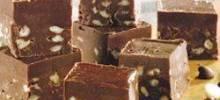 rish cream truffle fudge