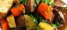rish-Style Lamb Stew