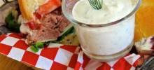 Roast Beef Horseradish Sauce