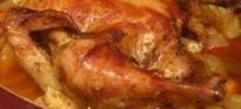 Roasted Vegetable Chicken