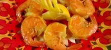 Ron's Stewed Shrimp