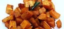 Rosemary Roasted Butternut Squash