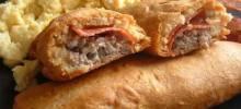 Sausage Crescent Rolls
