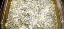 Savory Spinach Casserole