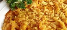 Scalloped Corn Casserole