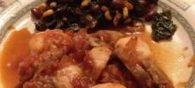 scallops provencale