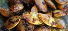 Seasoned Toasted Pumpkin Seeds