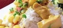 Sherry Chicken Curry