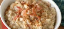 simple savory oatmeal