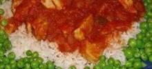 Skillet Chicken Picante