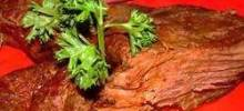 Slow Cooked Venison