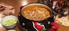 Slow Cooker Chicken Thai Ramen Noodles