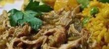 Slow Cooker Guisado Verde