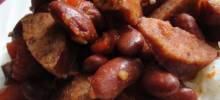 Smoked Sausage and Red Beans