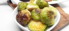 soft and tender brussels sprouts