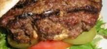 Sour Cream Burgers