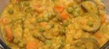 South ndian Lentil Kootu