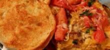 southwest sausage bake