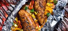 southwestern chicken packets from reynolds wrap®
