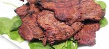 Soy Marinated Skirt Steak