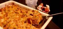 Spaghetti Squash Pie (Gluten Free and Dairy Free)