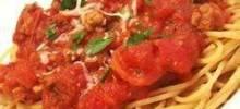 spaghetti talian
