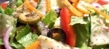 Spicy talian Salad