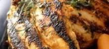 Spicy Tarragon Yogurt Chicken