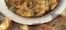 Spinach and Artichoke Casserole