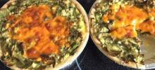 Spinach Cheese Pie