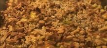 squash-carrot casserole
