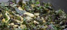 stir fried kale