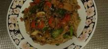 Stir Fry Turkey (Dad's Version)