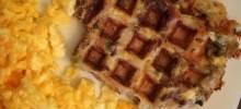 Stuffing Waffle