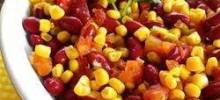 Summer Kidney Bean Salad