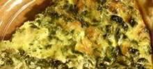 Suzanne's Spinach Quiche