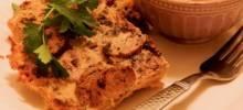 sweet potato and egg breakfast casserole
