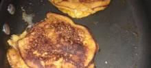 Sweet Potato Breakfast Pancakes