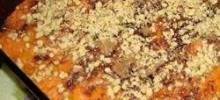 Sweet Potato Casserole V