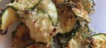 talian baked zucchini side dish