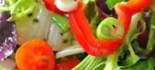 talian Leafy Green Salad