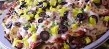 talian Nachos Restaurant-Style