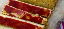 talian Paleo Chicken Meat Loaf