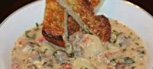 talian Sausage and Gnocchi Soup