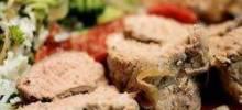 talian-Style Pork Tenderloin