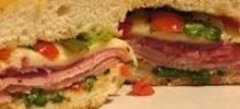talian subs - restaurant style