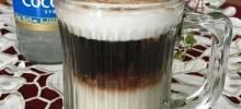 tembleque latte