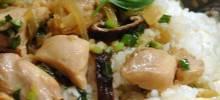 Thai Chicken with Basil Stir Fry